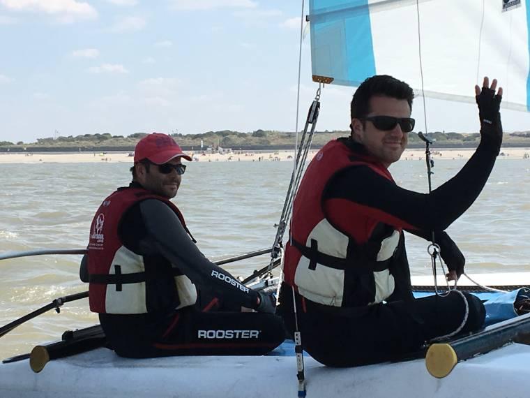 Lessen Catamaran stoomcursus volwassenen 1 S