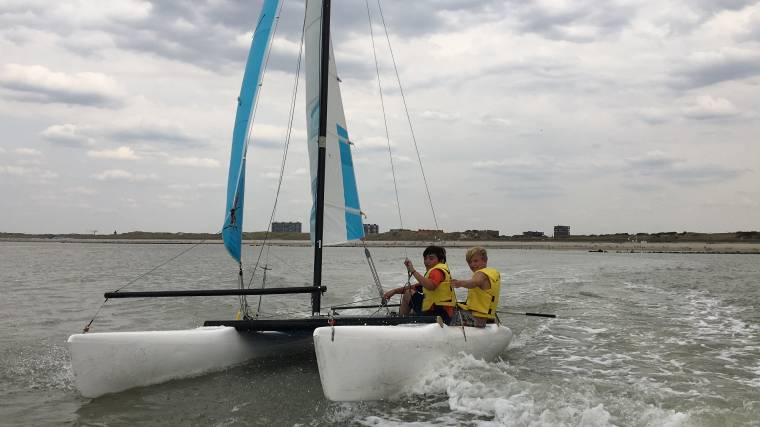 kampen catamarankamp 1 S