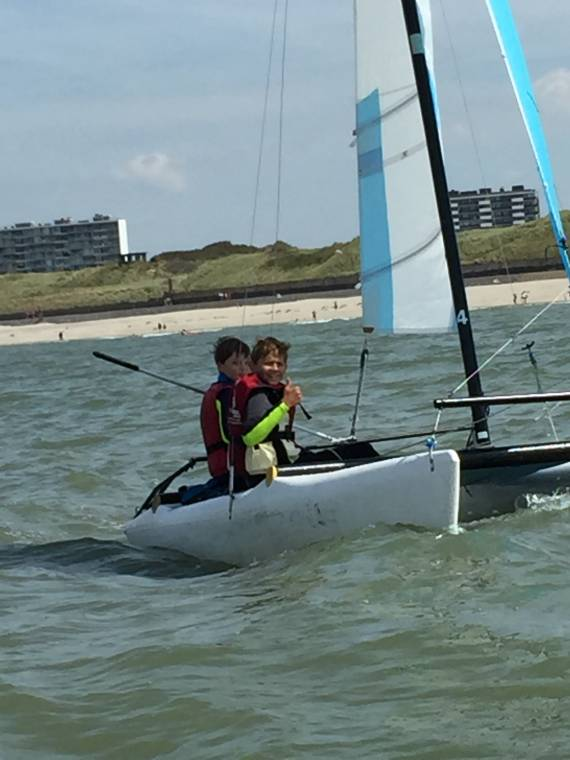 kampen catamarankamp 2 S