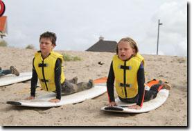 Beachmix kamp oostendeklein