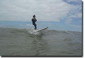 Golfsurf kamp oostendeklein