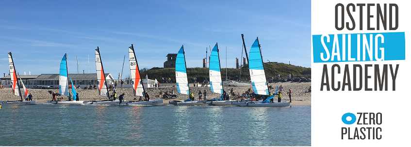 Ostend Sailing Academy banner extra klein